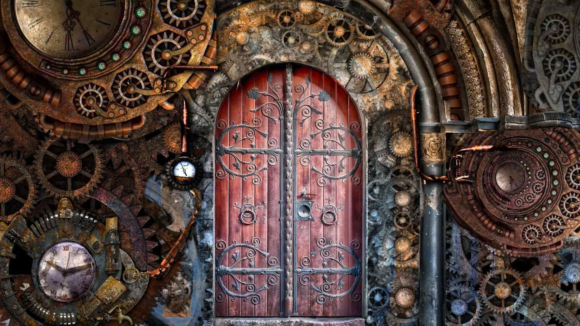 Welcome to Steampunk Frederick Home